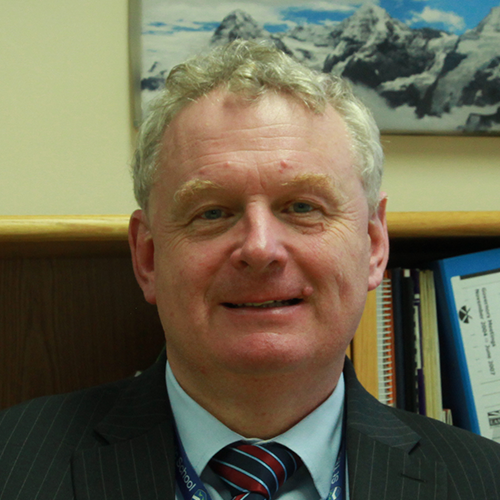 Head Teacher Mr J Parkinson